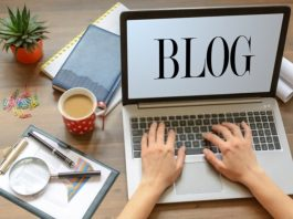 start a blog in uganda